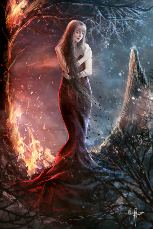 La Muse de la Nuit