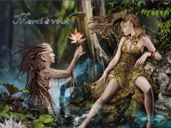 Les Muses Fantastiques