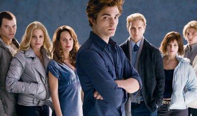 the Cullen family sans Bella!!