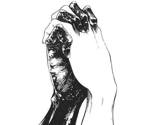 On a tous une partie sombre dans notre coeur. La solution, c'est de se lier à elle.