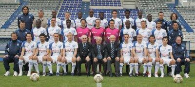 Equipe de L' AJ Auxerre