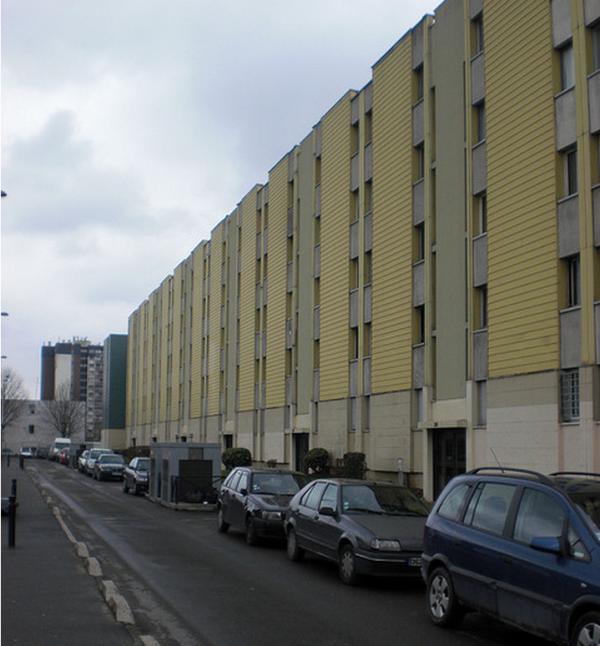 Les quartiers les plus sensible de France