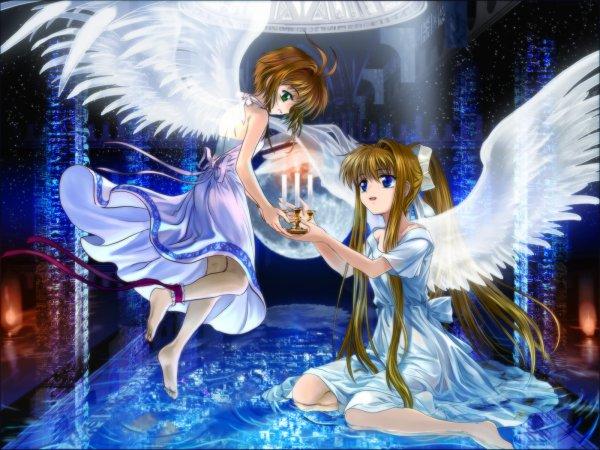 Chapitre 28 : L'appel de l'ange