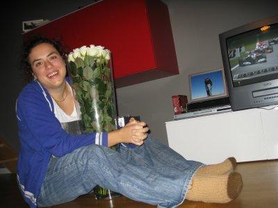 Ma rose blanche