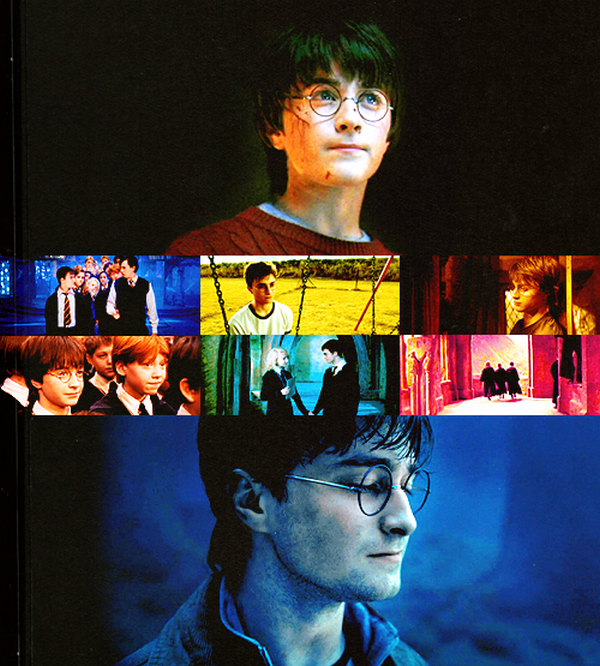 ♫_____________________________ ][ 1 ][ Harry Potter ][ 1 ][ ______''_____________ ★★★★★