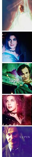 Lupin et Tonks