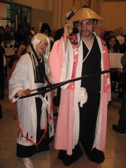hibiki et akira TGS 2010