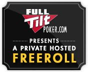 Freeroll special bounty sur Full tilt poker !