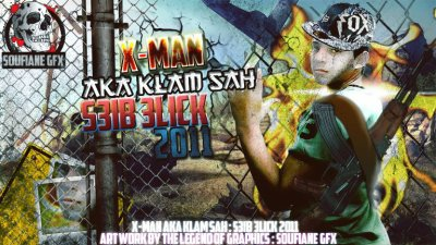 X-Man Aka Klam Sa7 2011 S3ib 3lick By SG :