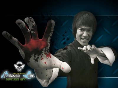 The Legend Bruce Lee 2011 BY SG