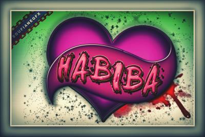 Habiba 2012 BY SOUFIANE GFX