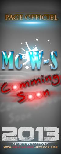 Mc W-s Comming soon 2013 - Ayam L'Madi