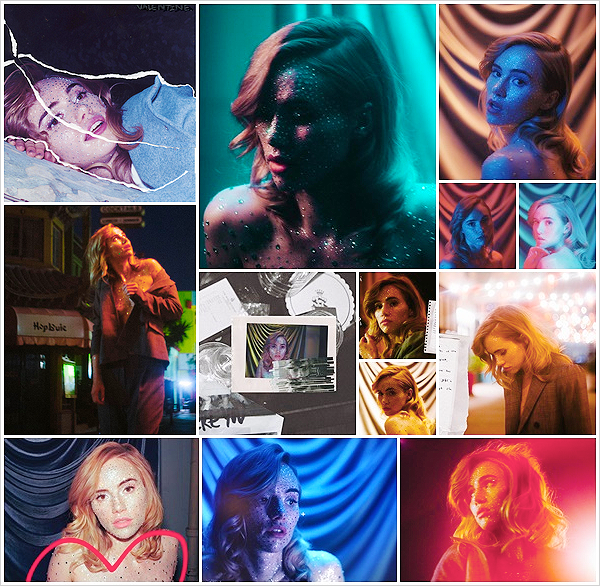 ''MUSIC VIDEO'' ─ Découvrez enfin le nouveau single et clip de Suki Waterhouse  ─ «Valentine» disponible aussi sur Spotify.Découvrez également toutes les photos behind the scenes partagés pendant les semaines précédentes sur les réseaux sociaux.Vous aimez le clip ?