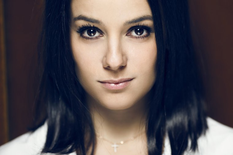 "Alizée Interview "" Paulette Magazine """