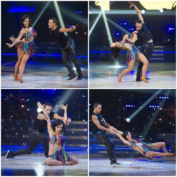 Alizée Danse Avec Les Stars 5ème Prime