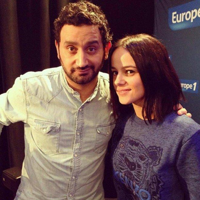 Alizée Promo Radio