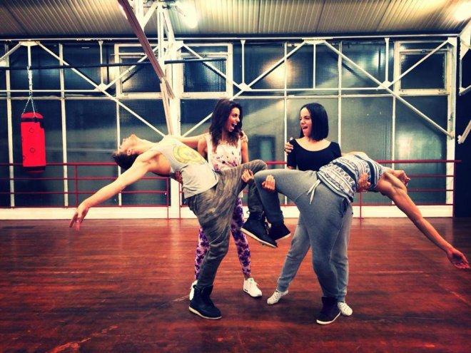 Alizée En Répétition Danse Avec Les Stars