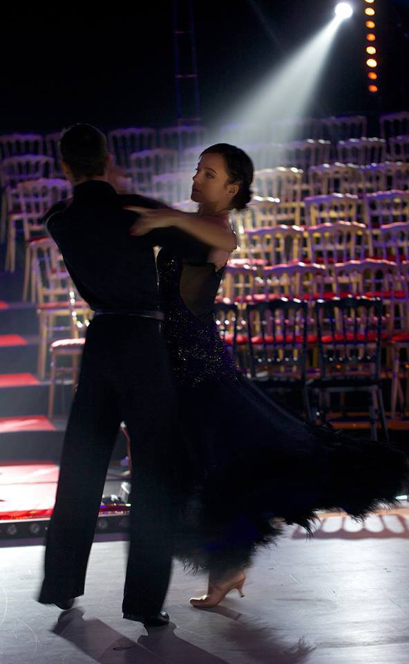 Alizée Danse Avec Les Stars 8ème Prime