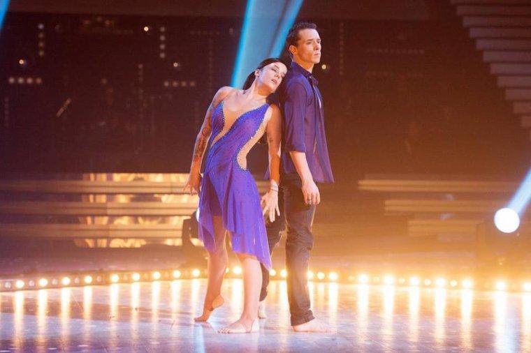 Alizée Danse Avec Les Stars 9ème Prime