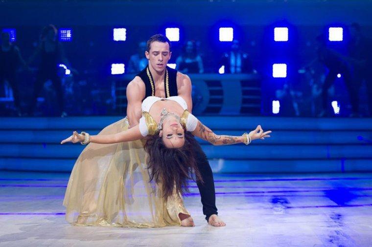 Alizée Danse Avec Les Stars Bercy