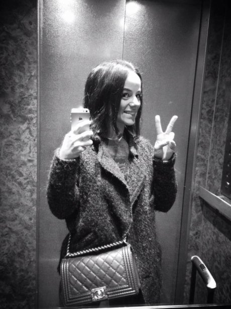 Alizée Via Instagram