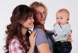 moi & mon bébé Valentin &  Julien