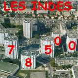 La    Cité    Des    Indes    ,      Le     Plateau       . Sartrouville    .     Yvelines    (78