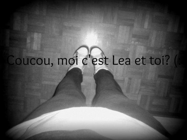 #Coucou. x