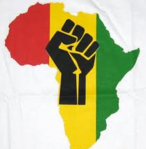 La résistance Africaine.