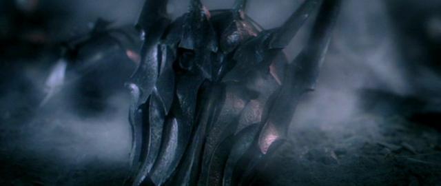 Sauron vaincu