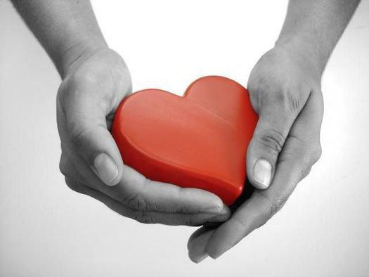 Tu as mon coeur entre tes mains ...