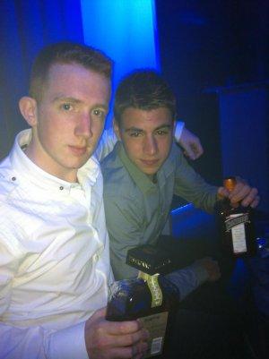 B-Club : Steve et Moi