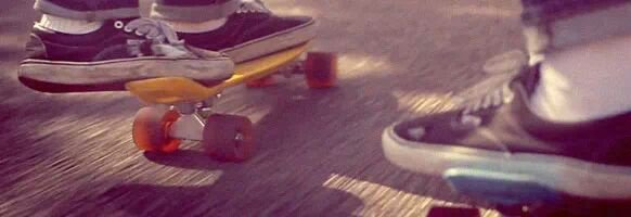 le skateboards plus qu'une passion ♥