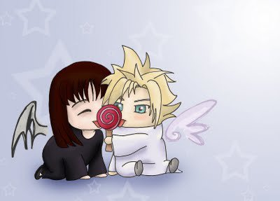 Ange et Demon ^^