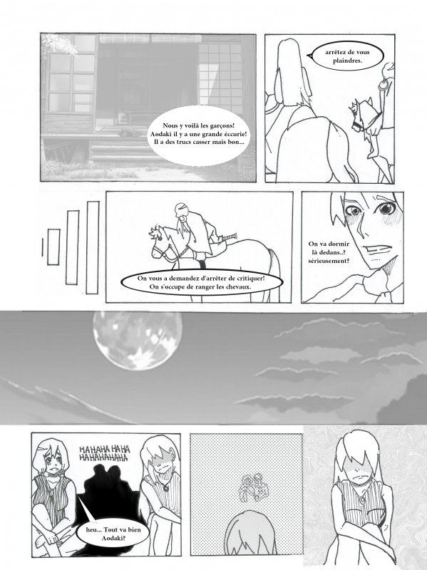 Projet manga • NekonoRan
