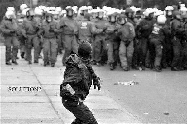 ON VEUT ETUDIER POUR PAS FINIR POLICIER !!!!!!!!