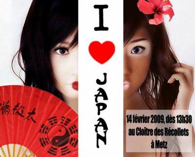I LOVE JAPAN (mais aussi toute l'asie)