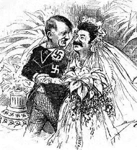 """Résultat de recherche d'images pour """"pacte germano sovietique cartoon"""""""