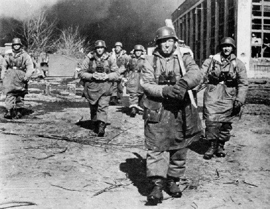"""La Bataille de Kharkov (20 février – 18 mars 1943) - """"Une"""