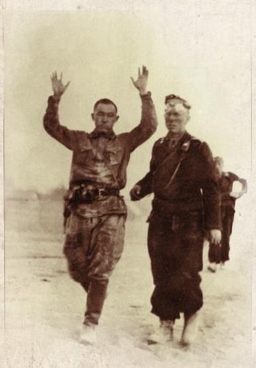 Sur le front de Briansk en Septembre 1941