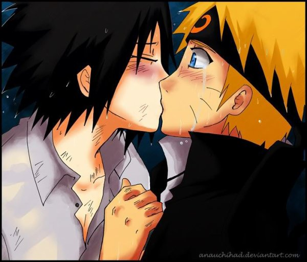 One Shot : SasuNaru (: