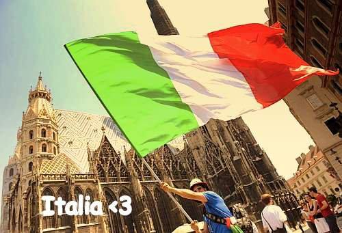 One,Two,Three ; Viva L'italy !! ♪♥