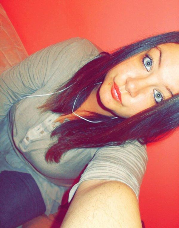 Moi, Mélissa.♥