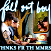 Fall Out Boy (Infinity On High) / Thanks For The Memories (2007)