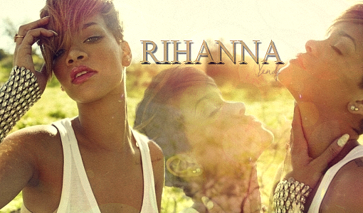 Le thème de la semaine - Rihanna