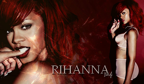 Rihanna & Présentation du thème de la semaine prochaine ;)