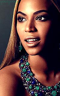 Beyonce & Nathalie Lucas