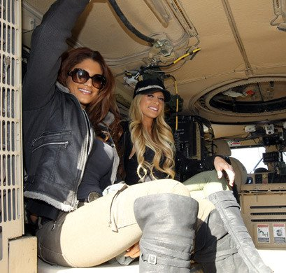 KellyKelly et Eve