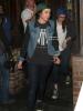 Kristen était au concert de Marcus Foster en compagnie d'une amie .