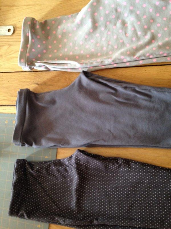 Et deux leggings de plus